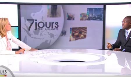 7 jours sur la planète – L'analphabétisme au Burkina Faso avec Zacharia Tiemtoré