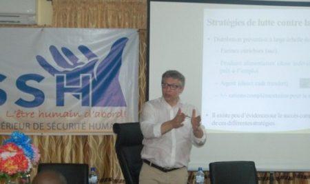 Conférence médicale humanitaire sur la malnutrition