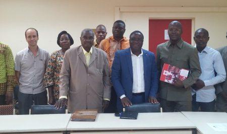 Rencontre ISSH – Croix rouge Burkinabé