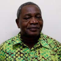 Dr André Ouédraogo