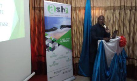 ASHA présente son rapport d'enquête sur les koglweogo