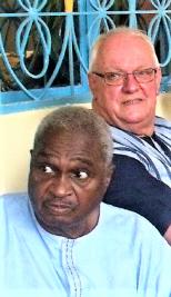 Hommage du professeur Jacky Bouju à la mémoire du professeur Fernand SANOU